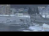 11-03-2001.Цунами и сильное землетрясение в Японии. CNN